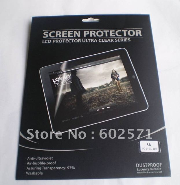 hot sailing high quality Screen guard protector skin for Asus EEE pad TF101