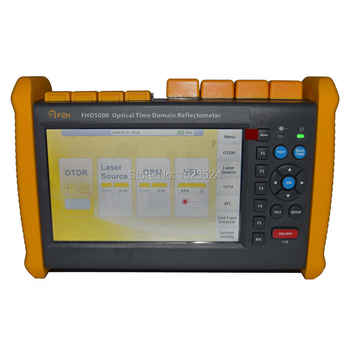 MD21 SM&MM 850/1300/1310/1550nm 19/21/35/33dB Built-in red light VFL Optical Time Domain Reflectometer Fiber Optic OTDR - SALE ITEM All Category