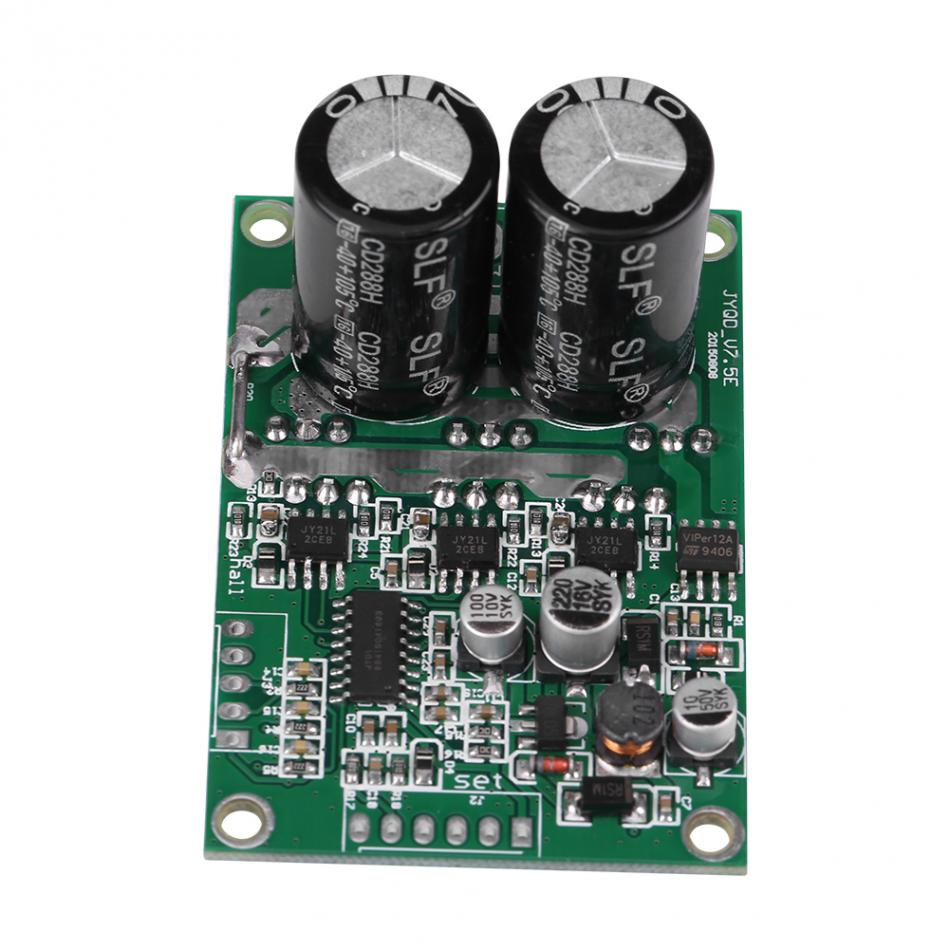 Image 3 - 36V  72V 700W Brushless Motor Controller Hall Balanced Car Driver Board Motor Speed Regulator regulateur de vitesse voiture-in Motor Controller from Home Improvement
