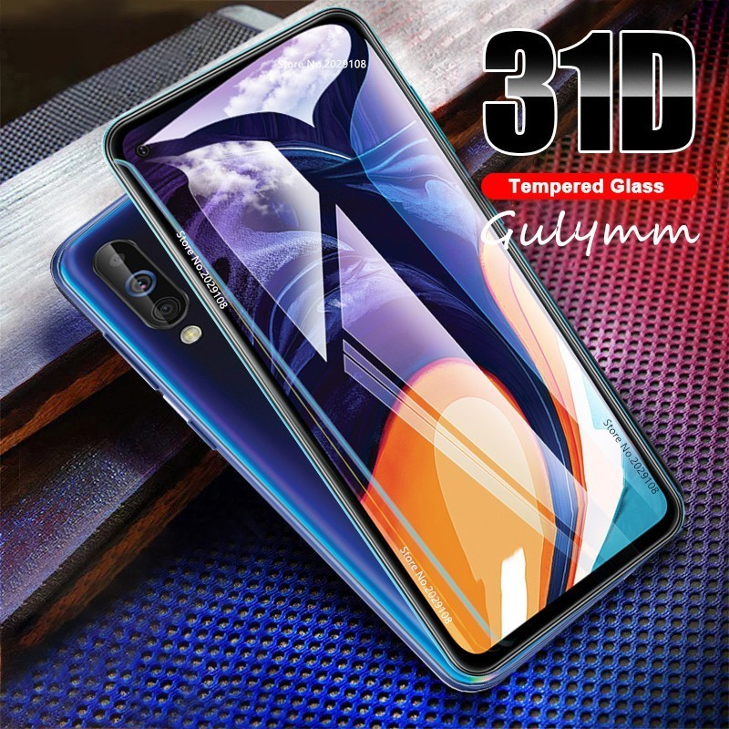 New 31D Full Cover Tempered Glass For Samsung Galaxy A 10 20 30 40 50 60 <font><b>70</b></font> HD Screen Protector For A750 J 3 <font><b>5</b></font> 7 <font><b>2</b></font> 4 Core Film image