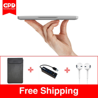 New Original GPD Pocket2 Pocket 2 7 Inch Mini Pocket Laptop UMPC Windows 10 System CPU m3 8100y 8GB/128GB