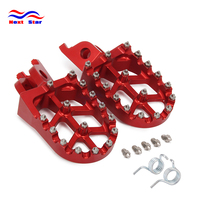 Foot Rests Footrest footpegs Pegs Pedals For HONDA CR125 CR250R CRF150R CRF250R CRF250X CRF450R CRF450RX CRF450X CRF250 L/M