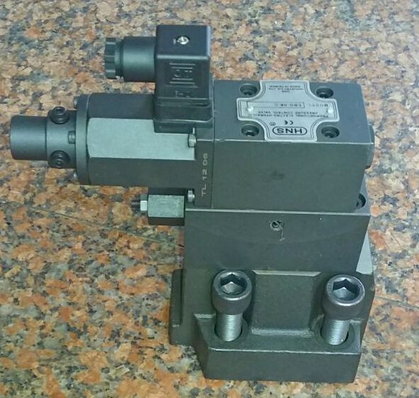 hydraulic valve for injection machine Proportional Control Valve Electro-Hydraulic Proportional Relief Valve EBG-06-C EBG-06-H цена