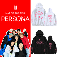 Map Of The Soul: PERSONA BTS Hoodie