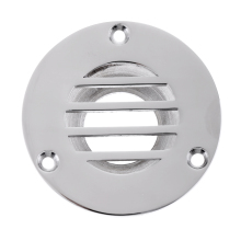 2019 New Compact Boat Floor Deck Drain Marine 316 Stainless Steel Polished Finish Fittings For Boat Yacht Deck Drain 2.44 Inch 60 10cm floor drain zipper style stainless steel 304 linear shower drain vertical long drain flange origin guangdong china