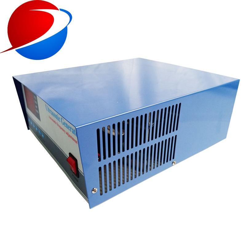 1200W generador de limpiador ultrasónico profesional 20khz para tanque de limpieza con CE - 2