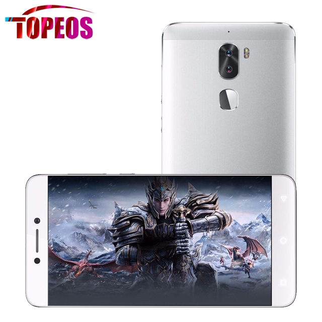 "Original Letv Cool 1 Dual Leeco Coolpad Cool1 Snapdragon 652 Mobile Phone 5.5"" FHD 4G LTE 13MP Dual Cameras 4060mAh Phone"