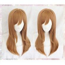 LoveLive Sunshine Kunikida ханамару парик osplay костюм Love Live женские волосы парики для вечеринок на Хэллоуин + парик