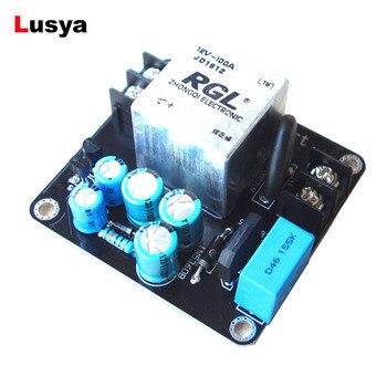 De alta potencia de 1500W-3500W suave que junta 100A relé de alta corriente para la clase de una placa de amplificador de Audio AC 150-280V B5-004