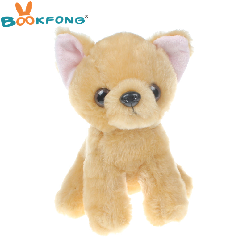 BOOKFONG 20CM Cute Plush Toy Shunsuke Dog Stuffed Animal Toy Kawaii Puppy Doll Gift Toys Home Decor cute poodle dog plush toy good quality stuffed animal puppy doll model soft doll kids gift baby toy christmas present