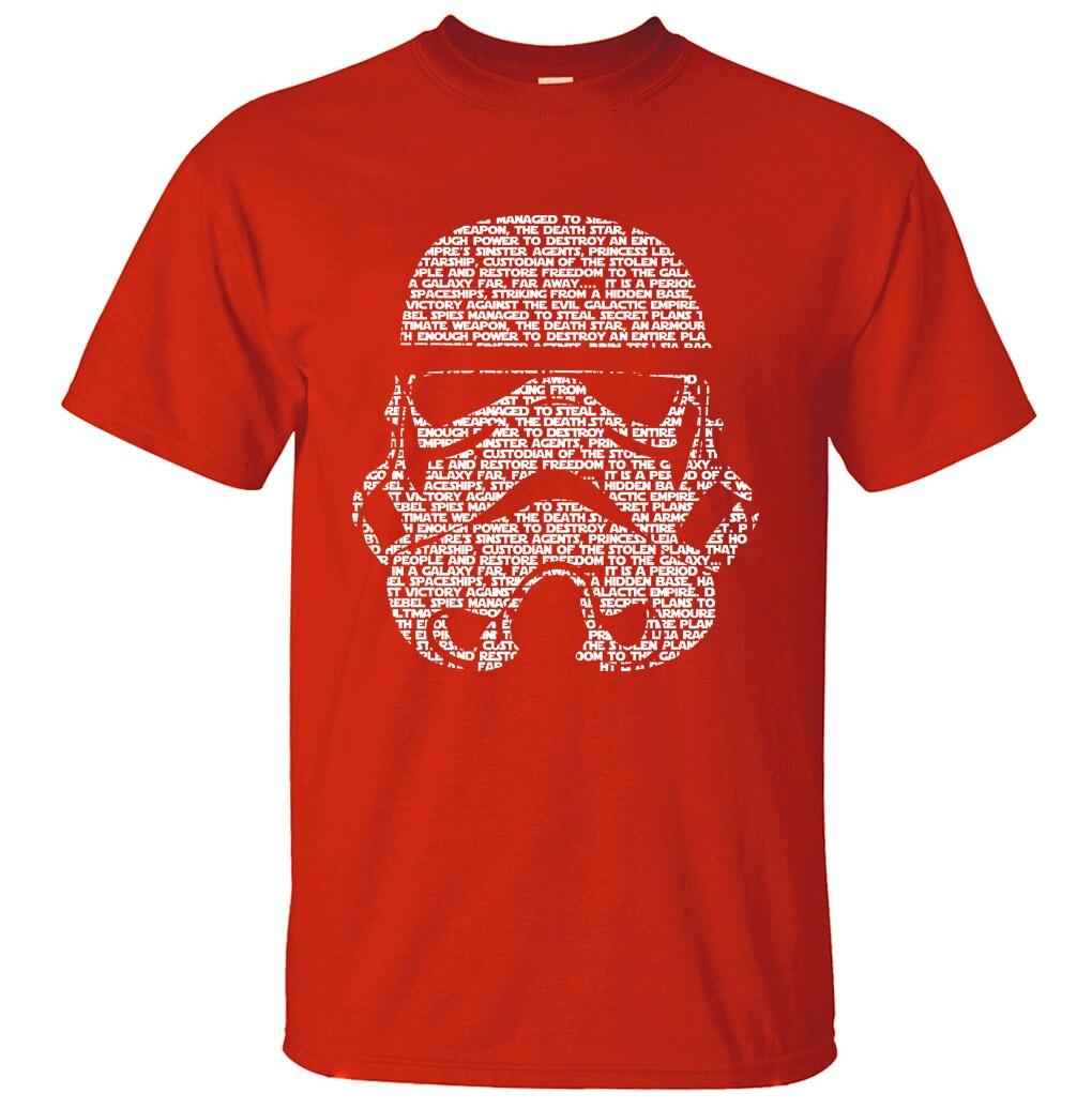 Star Wars Masks Words Hip Hop Tops Tee 5