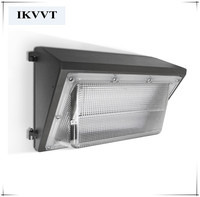 50 Вт Настенный светильник на открытом воздухе садовая лампа LED настенный светильник прожектор IP65 Водонепроницаемый Уличный настенный свет