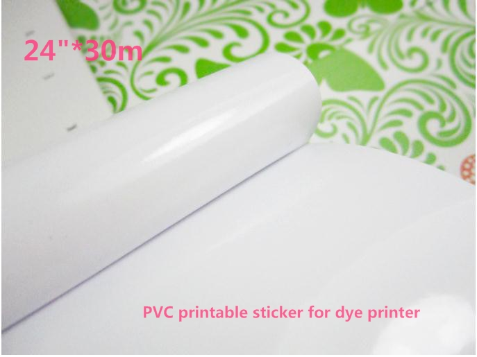 image about Printable Sticker Vinyl known as US $55.55 24