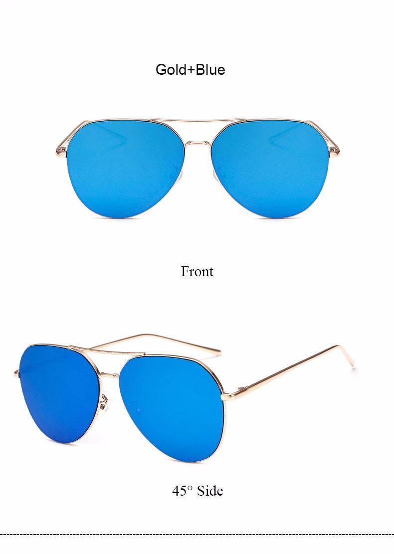 HTB1OLgHNFXXXXbyXXXXq6xXFXXXI - Flat Lens Mirror aviation Sunglasses Women Stylish Sun Glasses PTC 296