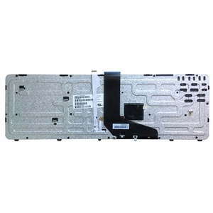Image 4 - תאורה אחורית רוסית מחשב נייד מקלדת עבור HP ZBOOK15 ZBOOK17 Zbook 15 17 G1 G2 733688 251 745663 251 MP 12023SUJ698W PK130TK2A05