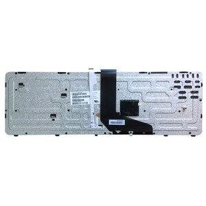 Image 4 - الروسية الخلفية محمول لوحة مفاتيح إتش بي ZBOOK15 ZBOOK17 Zbook 15 17 G1 G2 733688 251 745663 251 MP 12023SUJ698W PK130TK2A05