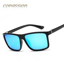 Nuevas gafas de Sol Polarizadas Mujeres Square hombres del Diseño de Marca de gafas de sol gafas de Conducción Masculinos UV400 Shades Gafas Gafas gafas de sol