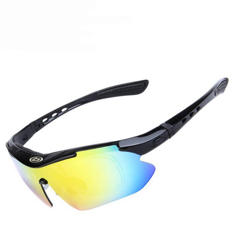 0089 UV Protection Sunglasses Tactical Polarized Men Shooting Glasses Airsoft Glasses Myopia For Camping Hiking Cycling Glasses in Hiking Eyewears from Sports Entertainment