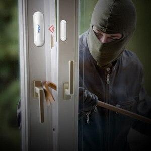 Image 5 - KERUI D026 Wireless Door/Window Sensor For KERUI Home Security Alarm System 433Mhz Wireless Door Window Sensor Detector Alarm