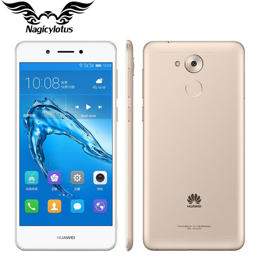 """HuaWei Enjoy 6S 4G LTE Snapdragon 435 Octa Core Android 6.0 5.0"""" 3GB RAM 32GB ROM IPS 1280X720HD 13.0MP"""
