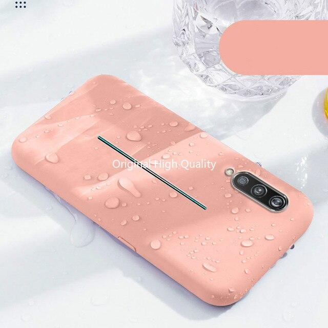 السائل سيليكون جراب هاتف ل vivo v15 برو iqoo x23 سيليكون سليم المطاط واقية جراب هاتف ل Y93 X9s V15 x21 x27 23