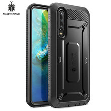 For Huawei P30 Case 6.1 inch (2019) SUPCASE UB Pro Heavy Duty Full Body Rugged Cover with Built in Screen Protector & Holster