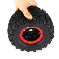 2 peças austar 3013r roda aro pneu para redcat hsp kyosho hobao hongnor equipe losi gm hpi 1/8 caminhão monstro truggy 17mm hex rc peças|Peças e Acessórios|   -