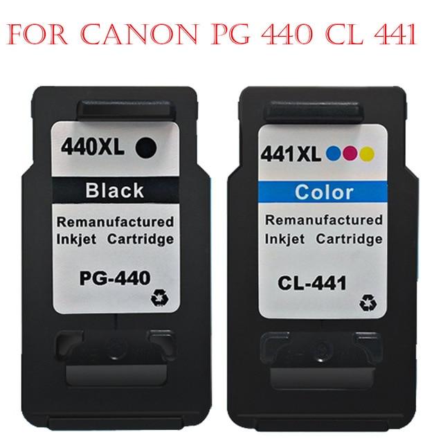 Hisaint Angebot Pour Canon PG 440 CL 441 PG-440 CL-441 Tintenpatrone PG440CL441PIXMA MG4240 MG4140 MG3540 MG3240 MG3140 MX534