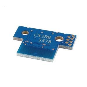 Image 2 - Conjunto 1 8K UE 80C2XK0 80C2XC0 80C2XM0 80C2XY0 chip para Lexmark CX510 CX510de CX510dhe CX510dthe cartucho de toner de impressora a laser