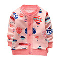 2017 New winter autumn infant baby girl cartoon sweater child sweaters baby sweater children outerwear sweaters