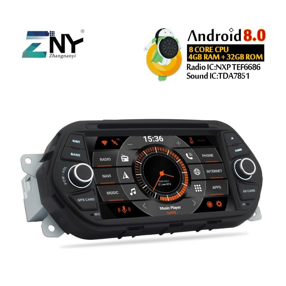 7 HD Android dvd de voiture Pour Fiat Tipo Egea 2015 2016 2017 Auto Stéréo Radio FM RDS Audio Vidéo navigation gps livraison caméra de recul