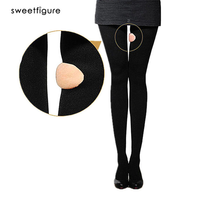 Compression Pantyhose Women 980d Sexy Slimming Pants Slim Leg Stocking Firm Tight Control Panties Body Shaper