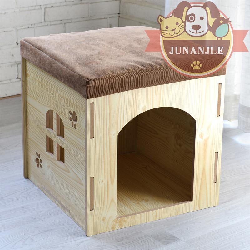 1 шт. домашняя кошка кровать собаки Kitty теплый дом Прохладный стул крепкий и прочный мебель щенок Дом кровати для домашних аксессуары
