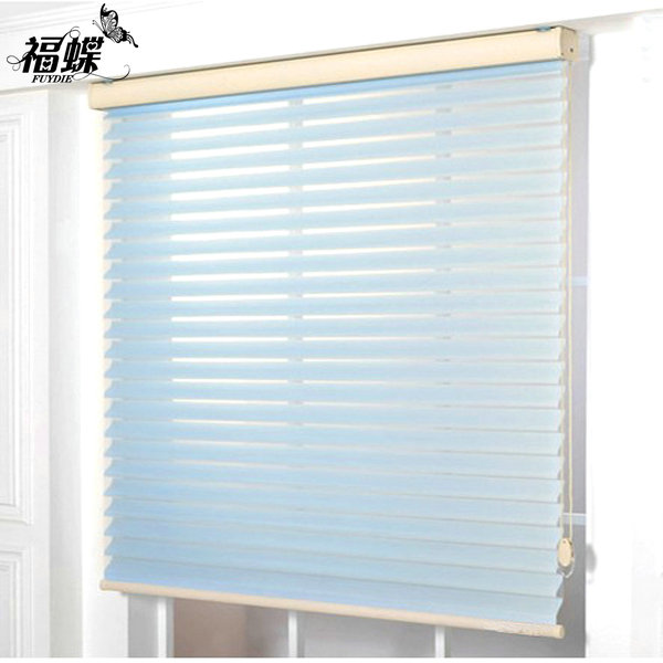 La blinds curtain shutter curtain Korean office blackout
