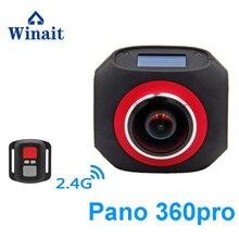 Новые действия камеры 4 К 4.0MP photopgraphing WI-FI App дистанционного управления литиевая батарея 360 * 220DEG беспроводные видеокамеры видеокамеры