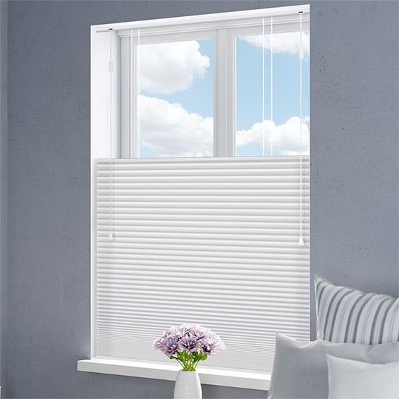 Blackout Cellular Honeycomb Blinds Shades Curtain Cord Top
