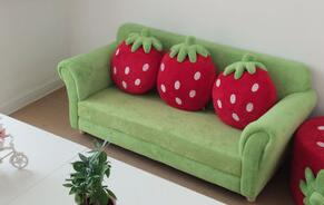 Children cloth art sofa chair. Two. Three. Early education. The combination sofa