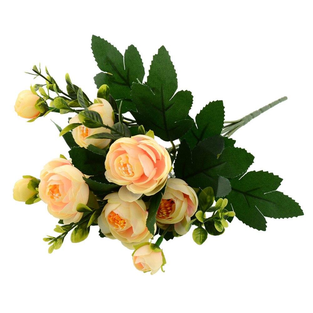 Online kopen wholesale tafel bloem decoratie uit china tafel bloem ...