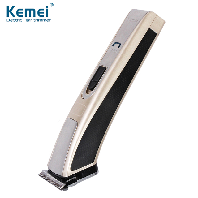 KM-5017 Waterproof High Power Rechargeable Kemei  Hair Trimmer Electric Men Baby Children Hair Clipper mute real barber cutting