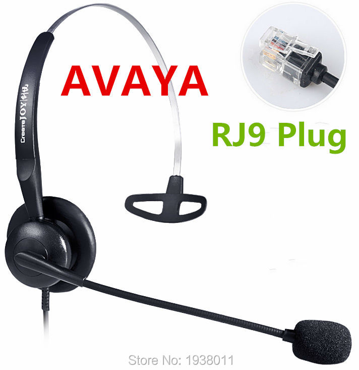 5481e4c5bc7 Detail Feedback Questions about Headset with mic for Call Center Telephone  Headset for AVAYA 1608 1616 9601 9608 9610 9611 9620 9630 9650 2410 2420  4610 ...