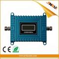 Display lcd de Telefone Celular amplificador de Sinal de Celular 2G cdma Impulsionador Repetidor GSM 850 MHz 3G Repetidor Celular Reforço de sinal