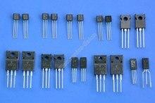20 Types TOSHIBA Audio Bipolar Transistors Kit. for Amplifiers.
