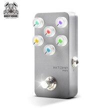 Hotone Riverbero Chorus Chitarra Multi Effects Pedal Xtomp Mini Distorsione Overdrive Fuzz Compressore Boost Tremolo Noise Gate Phaser