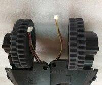 Original Left Right Wheel For Robot Vacuum Cleaner Ilife A4 A4s Robot Vacuum Cleaner Parts Ilife