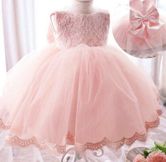a9e77833484 Высокое качество платье ребенка крещение платье для 1 год рождения платье  для девочки Chirstening платье для новорожденных платья для девочек платья  детские ...