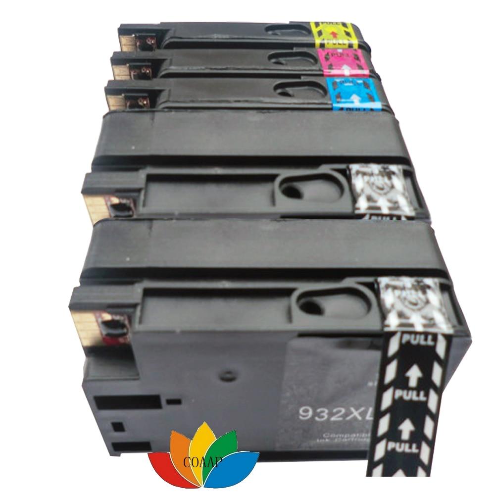 5pk Новый совместимый 932XL 933XL картридж - Офисная электроника