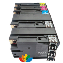 5pk New Compatible 932XL 933XL Ink Cartridge for HP OfficeJet 6100 6600 6700 7110 7510 7610 7512 7612 (V3 chip)