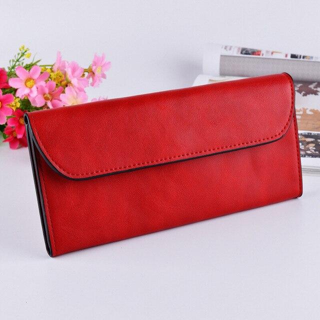 faux hermes - Women Long Wallet Red Ladies Clutch Wallet Credit Card Money Clip ...