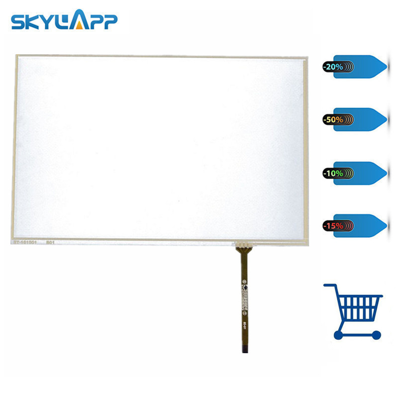 Tablet Lcds & Panels Computer & Office Constructive Skylarpu New 10.1 Inch 4 Wire Resistive Touch Panel 228*149mm Usb For B101evn07.0 Led Screen Screen Touch Panel Glass