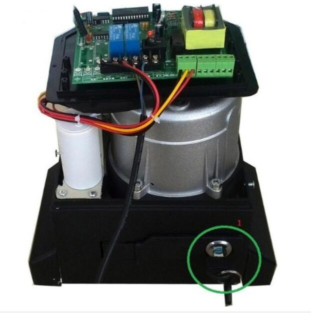 Popular automatic gate opener kits buy cheap automatic for Sliding gate motor kit